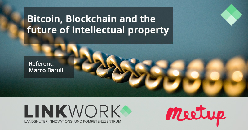 Bitcoin, Blockchain and the future of intellectual property