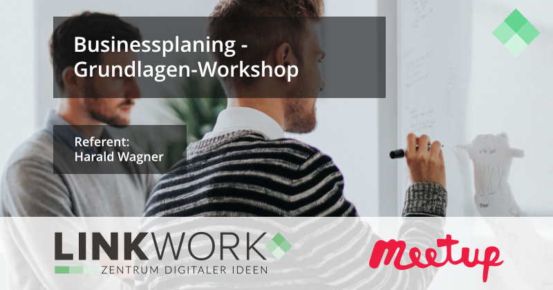 Businessplaning-Grundlagen-Workshop: Kunden, Märkte, Finanzen