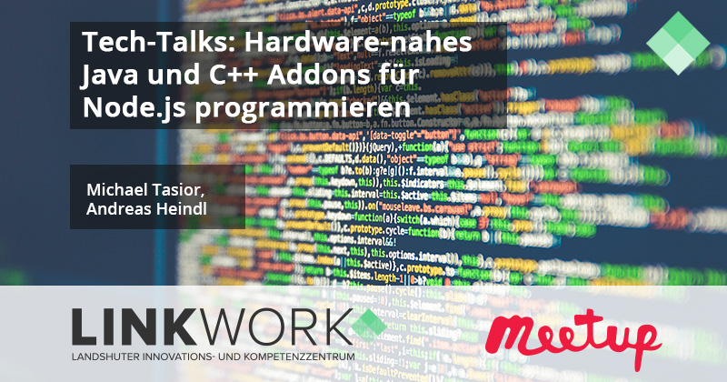 Tech-Talks: Hardware-nahes Java und C++ Addons für Node.js programmieren